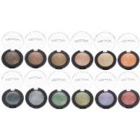 Mellow Cosmetics Baked Eyeshadow (Various Shades) - Metallica