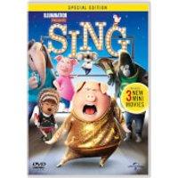 Sing (includes Digital Download)