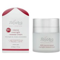 The Jojoba Company Intense Overnight Renewal Cream 50ml