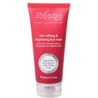 The Jojoba Company Skin Refining and Brightening Face Mask 80ml
