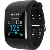 Polar M600 GPS Sports Smartwatch - Black