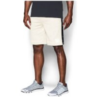 Under Armour Mens Ali Rope A Dope Shorts - Ivory/Black - L - Ivory/Black