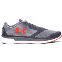 Under Armour Men's Charged Lightning Training Shoes - Rhino Grey/Phoenix Fire - US 12.5/UK 11.5 - Rh