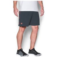 Under Armour Mens Storm 8 Stretch Woven Shorts - Stealth Grey - L - Stealth Grey