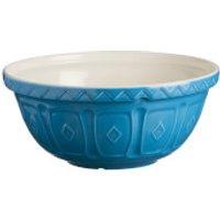 Mason Cash Colour Mix Mixing Bowl - Azure 29cm