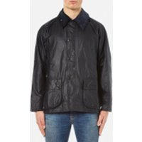 Barbour Mens Bedale Wax Jacket - Navy - S
