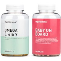 Myvitamins Complete Pregnancy Bundle