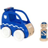 Brio Light and Sound Police Car - Police Gifts