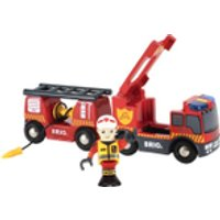 Brio Emergency Fire Truck