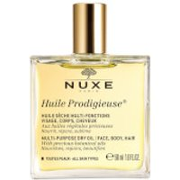 NUXE Huile Prodigieuse Multi Usage Dry Oil 50ml