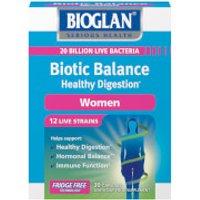 Bioglan Women's Biotic Balance Healthy Digestion - 30 Capsules