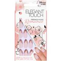 Elegant Touch Romance Collection Nails - French Kiss