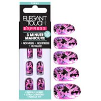 Elegant Touch Express Trend Nails - Pink Foil