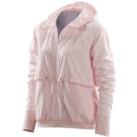 Skins Plus Womens Distort Lightweight Jacket - Champagne - M - Pink