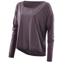 Skins Plus Women's Pixel Long Sleeve Top - Haze/Marle - XS - Purple
