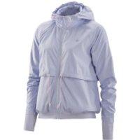 Skins Plus Womens Distort Lightweight Jacket - Sora - L - Purple