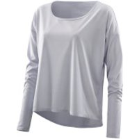 Skins Plus Women's Pixel Long Sleeve Top - Sora/Marle - S - Purple
