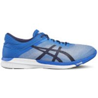 Asics Running Mens FuzeX Rush Running Shoes - Electric Blue - UK 10/US 11 - Blue