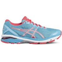 Asics Running Womens GT 1000 5 Running Shoes - Aquarium/Silver - UK 5/US 7 - Blue