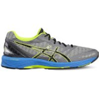 Asics Mens Gel DS Trainer 22 Running Shoes - Carbon/Black - UK 9/US 10 - Black