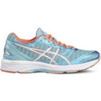 Asics Running Womens Gel DS Trainer 22 Running Shoes - Aquarium - UK 4/US 6 - Blue