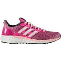 adidas Womens Supernova Running Shoes - Shock Pink - US 6.5/UK 5 - Pink