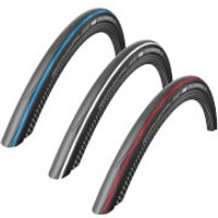 Schwalbe Durano Raceguard Folding Clincher Tyre - 700 x 25C - Red