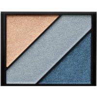 Elizabeth Arden Little Black Compact - Eye Shadow Trio - Something Blue 02