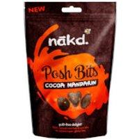 Nakd Cocoa Mandarin Posh Bits - 6 x 130g