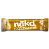 Nakd Banana Crunch Bar - 18Bars