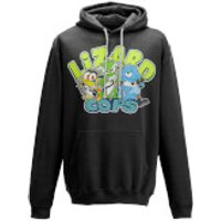Lizard Cops Hoodie - Black - Kids XL (12/13 years)