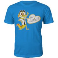 For Justice! T-Shirt - Blue - Kids XL (12/13 years)