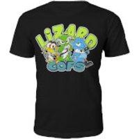 Lizard Cops T-Shirt - XL - Black