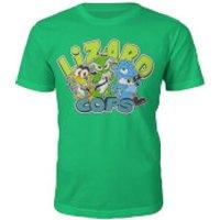Lizard Cops T-Shirt - XL - Green