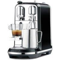 Sage BNE600SLQ Nespresso Creatista Coffee Machine - Salted Liquorice - Nespresso Gifts