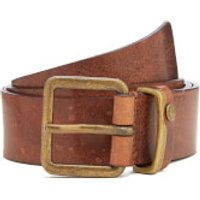Ted Baker Men's Katchup Casual Leather Belt - Tan - 34 - Tan