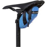 Lizard Skins Micro Cache Saddle Bag - Blue