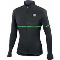 Sportful Giara Jacket - Black/Green - XXL - Black/Green