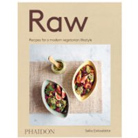 Phaidon Books: RAW: Recipes for a Modern Vegetarian Lifestyle - Books Gifts