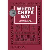 Phaidon: Where Chefs Eat (Third Edition)