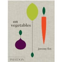 Phaidon Books: On Vegetables - Books Gifts