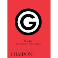 Phaidon Books: Graphic: 500 Designs That Matter - Books Gifts