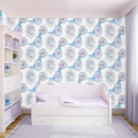 Disney Frozen Elsa Scene Subtle Shimmer Highlights Wallpaper