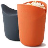 Joseph Joseph M-Cuisine Single Portion Popcorn Makers - Set of 2 - Popcorn Gifts