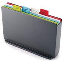 Joseph Joseph Index Chopping Board - Regular - Graphite - Chopping Board Gifts