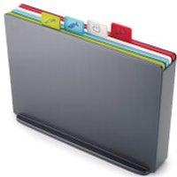Joseph Joseph Index Chopping Board - Large - Graphite - Chopping Board Gifts