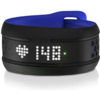 Mio Fuse Heart Rate Wrist Band - Cobalt - Long Strap - Blue
