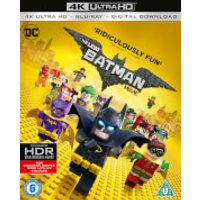 The LEGO Batman Movie - 4K Ultra HD