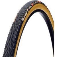 Challenge Almanzo Clincher Gravel Tyre - 700c x 33mm - Black/Tan