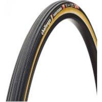 Challenge Paris Roubaix Tubular Road Tyre - 700c x 27mm - Black/Tan